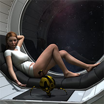 My Place for Poser and Daz Studio image 2