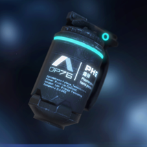Plasma-Powered Hand Grenade - Extended License image 1