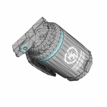 Plasma-Powered Hand Grenade - Extended License image 6