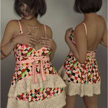 Stylish for dForce Leah Candy Dress Outfit image 2