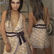 Stylish for dForce Aimee Candy Dress image 6