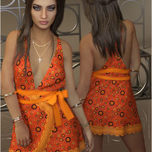 Stylish for dForce Aimee Candy Dress image 8