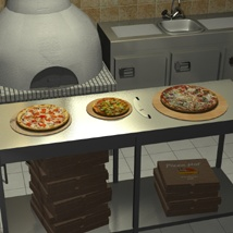 The Mall - Pizza Hot - Extended License image 5