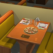 The Mall - Pizza Hot - Extended License image 7