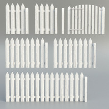 Photo Props: Picket Fence image 1