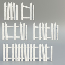 Photo Props: Picket Fence image 2