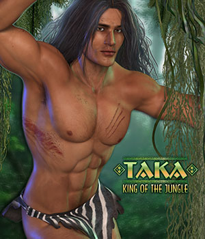 CWRW Taka for Dusk 3D Figure Assets cwrw