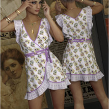 Stylish For dForce Anne Candy Dress Outfit image 1