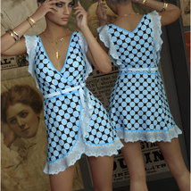 Stylish For dForce Anne Candy Dress Outfit image 3