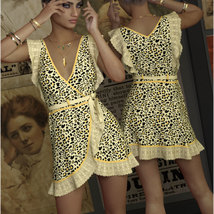 Stylish For dForce Anne Candy Dress Outfit image 4