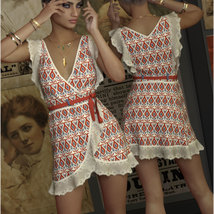 Stylish For dForce Anne Candy Dress Outfit image 5