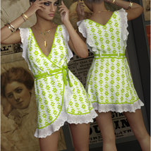 Stylish For dForce Anne Candy Dress Outfit image 6