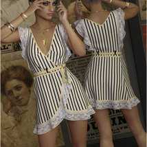 Stylish For dForce Anne Candy Dress Outfit image 8
