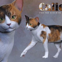 CWRW Calicos for the HW House Cat image 6