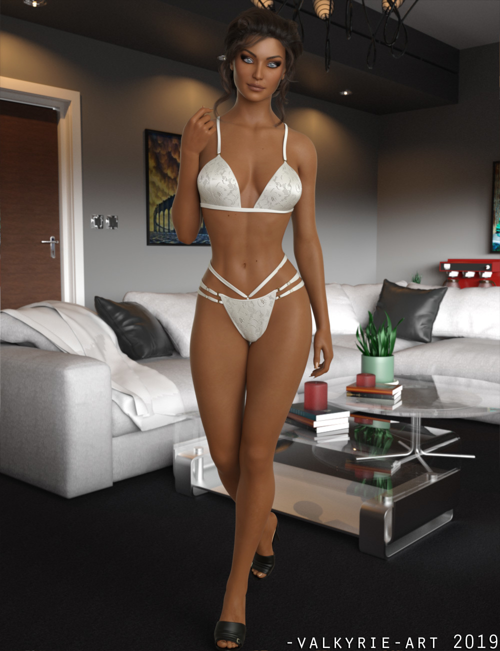 InStyle - X-Fashion Eva Lingerie for Genesis 8 Females by -Valkyrie-