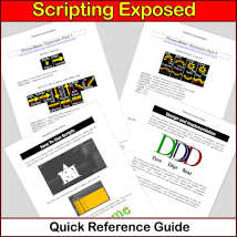 SCRIPTING EXPOSED Phrase-Maker Utilities, The Uncensored Daz Script Source Code image 2