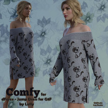 Comfy for JumpDress image 1