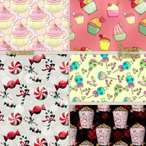 Seamless Sweets Patterns image 2
