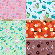 Seamless Sweets Patterns image 3
