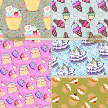 Seamless Sweets Patterns image 4