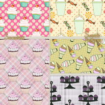 Seamless Sweets Patterns image 5