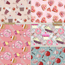 Seamless Sweets Patterns image 6