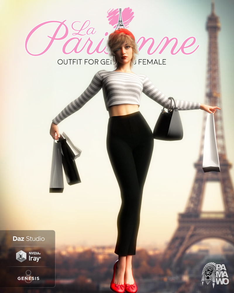 La Parisienne for GF8 by pamawo