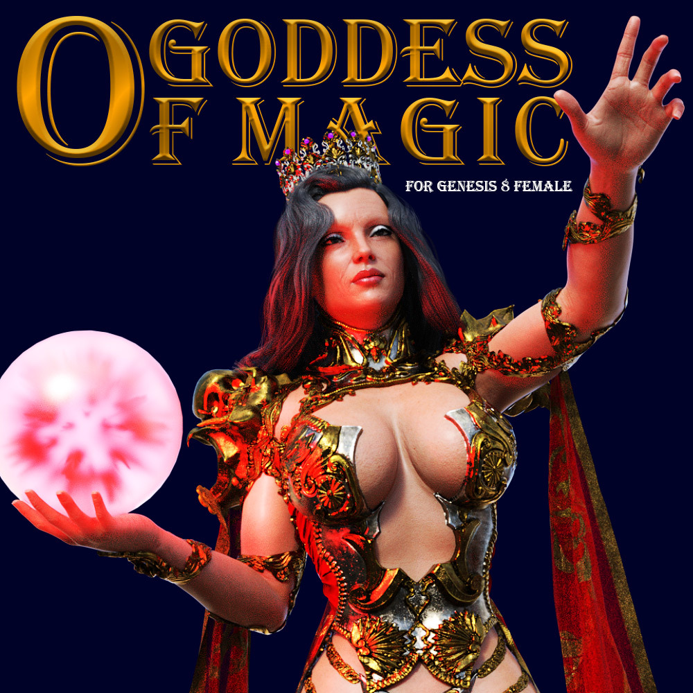 Goddess Of Magic for G8 females