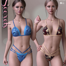 Secrets for X-Fashion Eva Lingerie G8F image 1