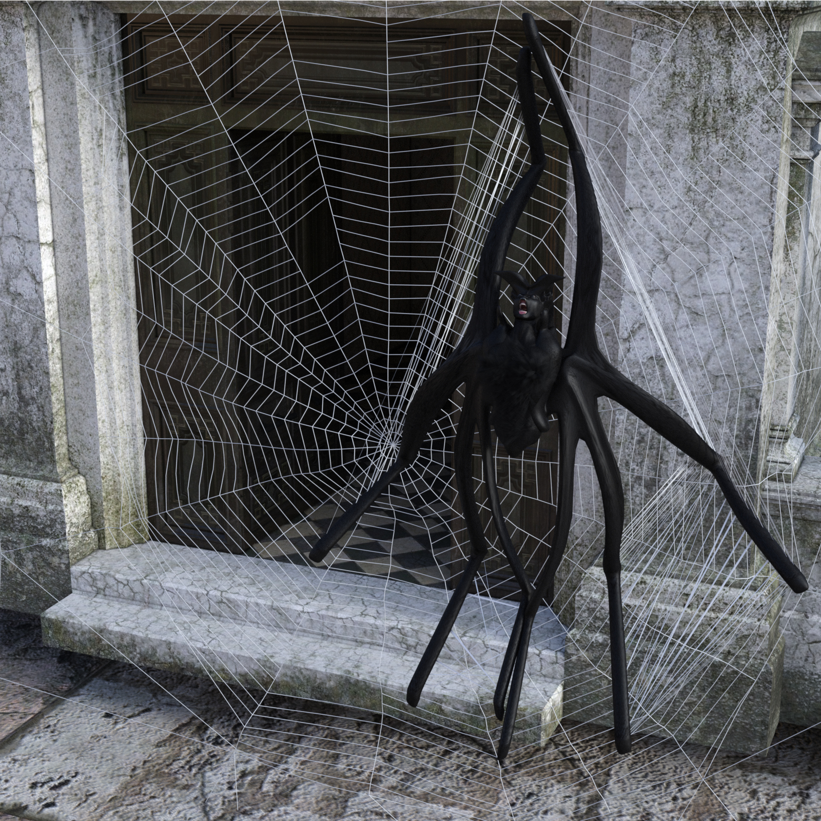 Spider for G8F by biala