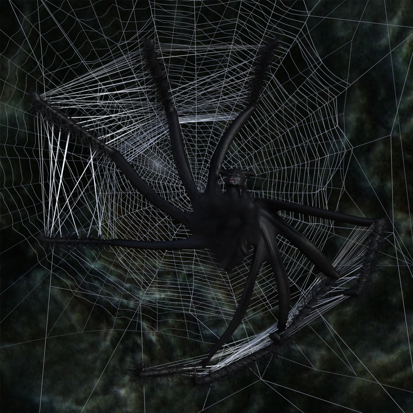 Spider Poses for G8F by biala