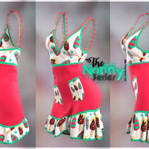 The Nanny Series: Elin Candy Dress G8F image 5
