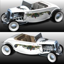 FORD HOT ROD ROADSTER image 1