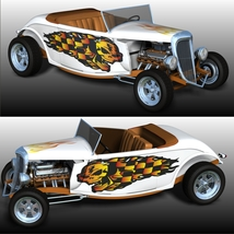 FORD HOT ROD ROADSTER image 2