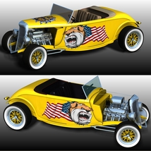 FORD HOT ROD ROADSTER image 3