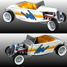 FORD HOT ROD ROADSTER image 4
