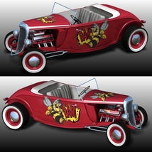 FORD HOT ROD ROADSTER image 5