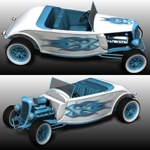 FORD HOT ROD ROADSTER image 6