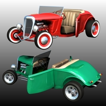 FORD HOT ROD ROADSTER image 7