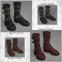 PBR Styles for LF Biker Boots image 1