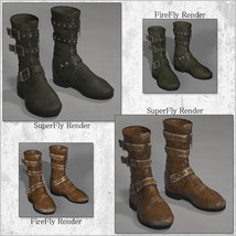 PBR Styles for LF Biker Boots image 3