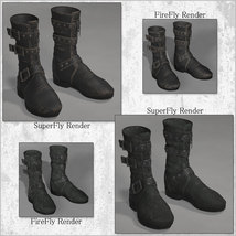 PBR Styles for LF Biker Boots image 4