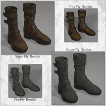 PBR Styles for LF Biker Boots image 5