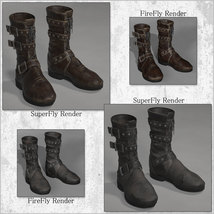 PBR Styles for LF Biker Boots image 7