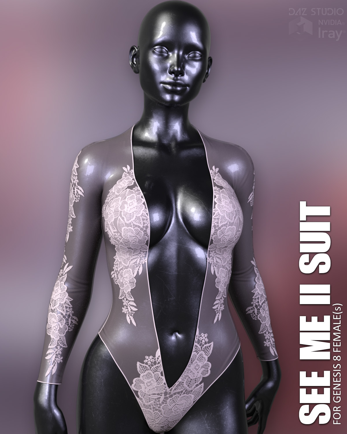 See Me II Suit for Genesis 8 Females by lilflame