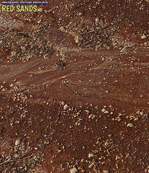 Panoramic Texture Resource: Red Sands 2D Graphics Merchant Resources ShaaraMuse3D