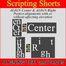 SCRIPTING SHORTS Aligning Text and Props (Phrase-Maker Utilities) image 1