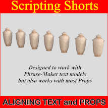 SCRIPTING SHORTS Aligning Text and Props (Phrase-Maker Utilities) image 2