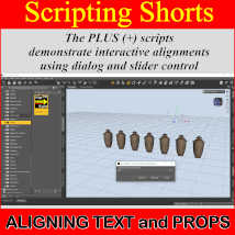 SCRIPTING SHORTS Aligning Text and Props (Phrase-Maker Utilities) image 3