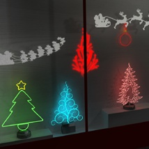 Neon Christmas - Extended License image 1
